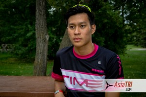 Video > Riki Shinozuka: the future of Triathlon in Malaysia