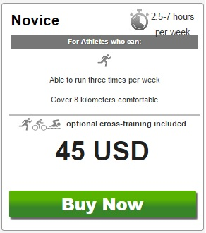 affiliate programme marathon novice buy now