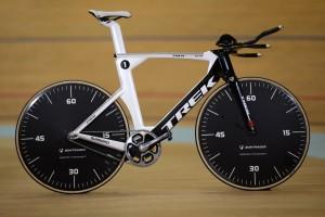 The hour record bike