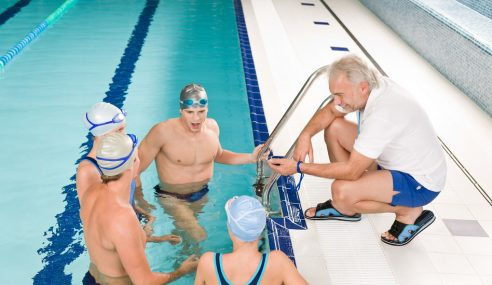 How to avoid common mistakes in Triathlon swimming