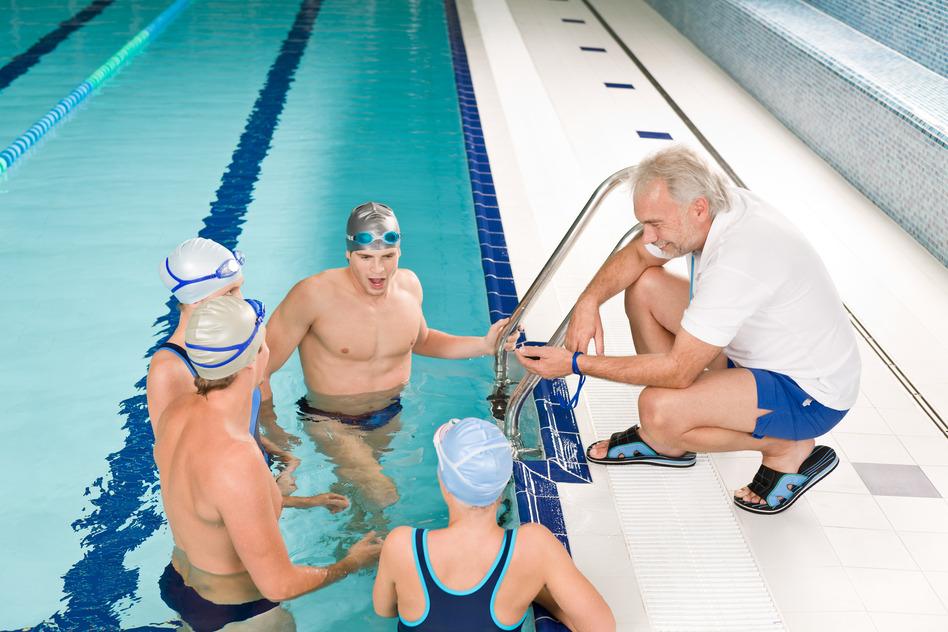 слоями я ваш новый тренер по плаванию картинка середине мая двое
