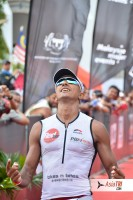 Meet Assad Attamimi, Top Age Grouper at Ironman Malaysia