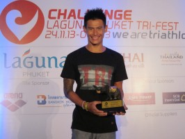 Meet Indonesia's top triathlete Andy Wibowo