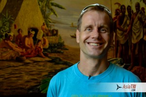 Racing in Kona 2014: Stefan Leijdekkers