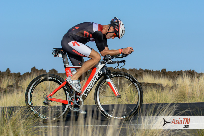 Expect Fast Conditions! Craig Alexander won the inaugural Ironman Melboure in 7hr 57