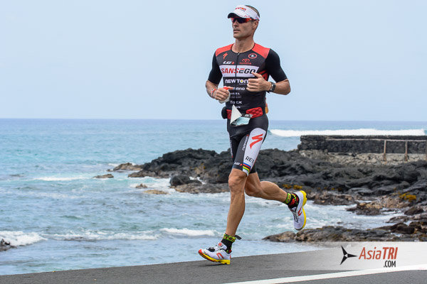 3-time Ironman World Champion Craig Alexander showed at Port Tauranga 70.3 he has another winning season ahead