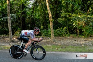 Cameron Brown talks Triathlon in Asia