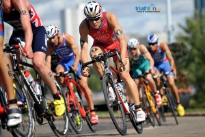 Draft Legal Tri & Road Cycling Strategy – Importance of Aerodynamics in a Pack