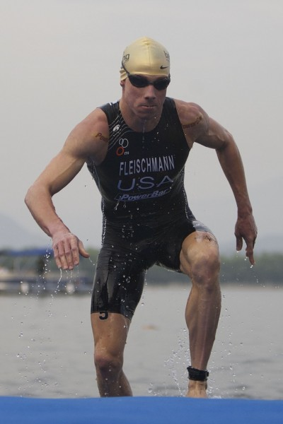 "Brian Fleischmann: ""Kicking off my season in Asia with Challenge Philippines early this year will give me a great opportunity on a extremely difficult course to race some of the best athletes and establish a baseline for the 2015 season. Southeast Asia has always been a favorite destination and I look forward racing in a new destination to kick things off this year which is clear on the other side of the world being that I will be coming from the US. This will be my first Challenge Family event and I look forward to the experience as much as I look forward to lining up at the start line in Subic Bay on Saturday."""