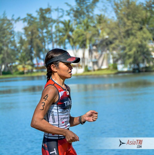 "Monica Torres: ""Excited to take on Challenge Philippines again and try to beat my time from last year. I expect most people doing it for their second try will have a good chance at getting a new PR on this course, as the bike route has been slightly modified and the roads are in much better conditions. The hills are still as steep, though, so it will still definitely be a CHALLENGE. And looking forward to finishing the race in the beautiful, hilly but shady run in the forest!"""