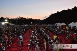 Ironman Transition Tips
