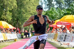 Meet Clinton Mackevicius: Top age grouper at Laguna Phuket Triathlon