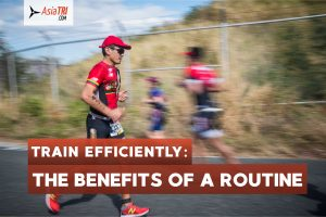 Train Efficiently: The Benefits of a Routine
