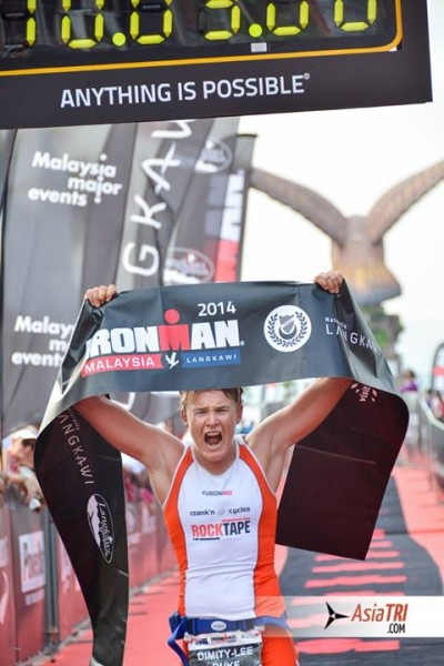 Not quite over yet - plan your ironman recovery wisely
