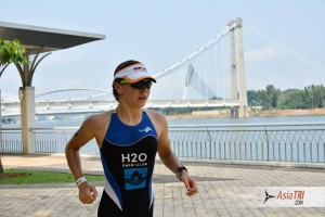 Meet Leanne Fanoy: Top age grouper at Ironman 70.3 Putrajaya based in Abu Dhabi