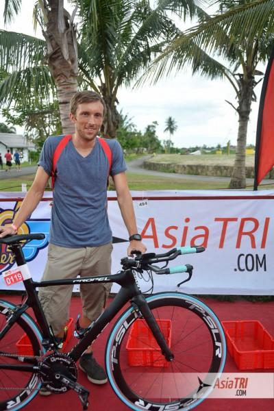 Hugo Babin (winner of the Asia category)
