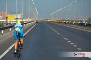 Bangkok Triathlon: Course Review