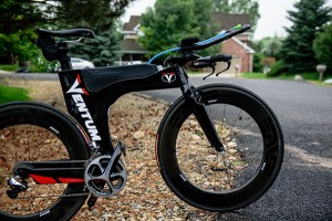 A detailed look at the Ventum, the new triathlon specific superbike