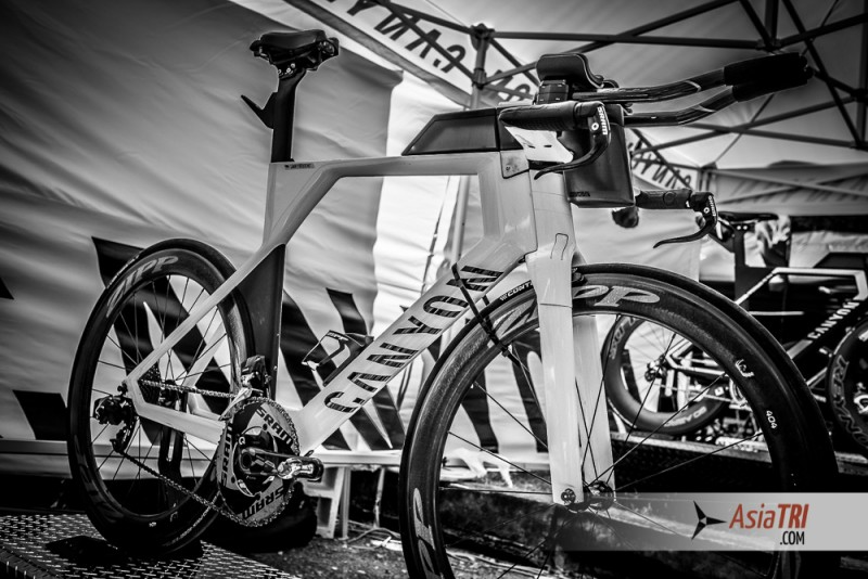 Version used by Frodeno at the Ironman 70.3 World Championships