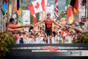A chat with Rachel Joyce about her 2nd place in Kona 2015