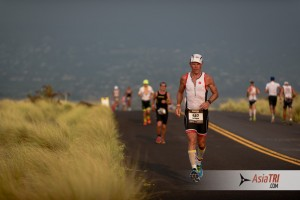 Training: Dealing with Ironman Blues