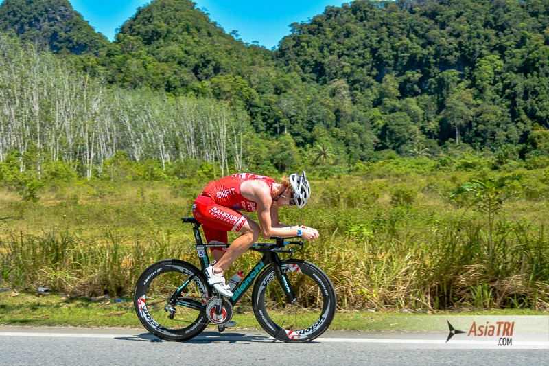 Ironman Australia 2015 Champion Paul Ambrose
