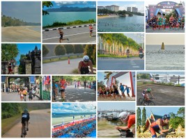 Best triathlon races in Asia – 2015