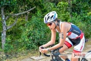 Meet Jenny Guerrero: Philippines Olympic swimmer turned triathlete