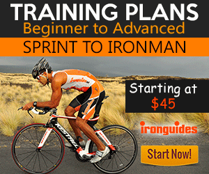 Triathlon training plans