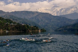 Course Review: Himalayan Rush, a triathlon on the foothills of the Annapurna in Nepal