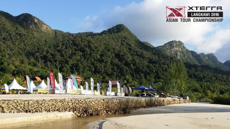 XTerra Malaysia takes placein Langkawi on May 7-8th