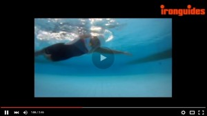 Video: 3 steps to a faster swim