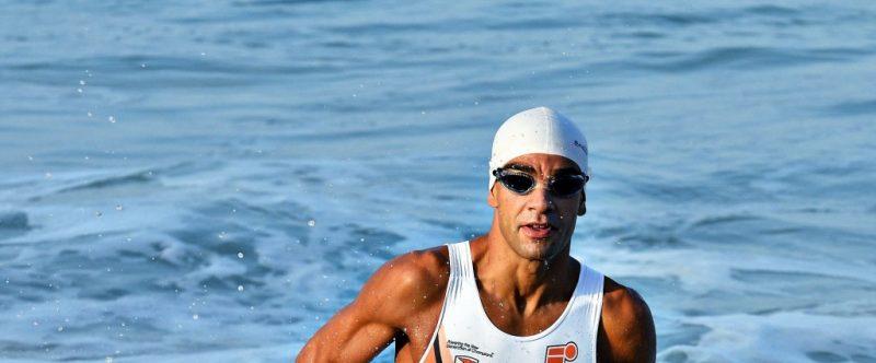 Triathlon Swimming- Type like a human
