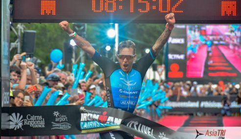 Win a FREE entry to Ironman Cairns (Asia-Pacific Championships) – Race date 11 June 2017