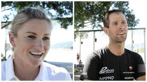 Ironman Cairns 2016: Pre-race interview with Jodie Swallow and Jordan Rapp on race strategy