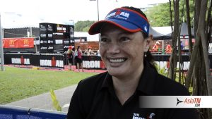 Video: Ironman Cairns pre-race interview with Yanti Ardie, one of triathlon's pioneer in Indonesia