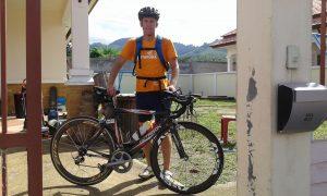 Phuket-based triathlete aims for 39 Half-Ironman in 39 days