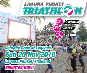Challenge laguna Phuket