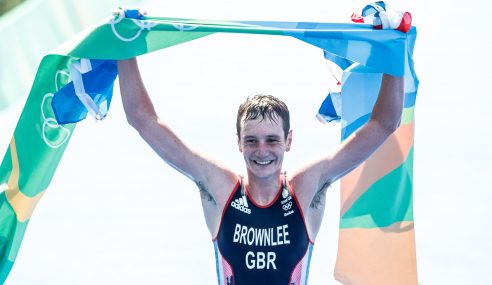 2-Time Gold Medalist Alistair Brownlee has eyes for Kona