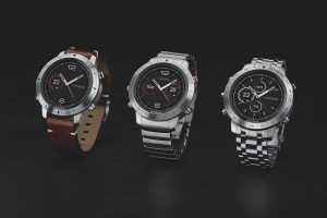 Garmin® adds luxury and style to multisport training with the introduction of fēnix® Chronos