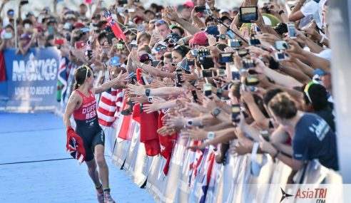 The 2017 ITU World Cup season officially kicks off this weekend in Cape Town