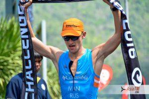 AsiaTRI Athlete Profile:  Ivan Vlasenko, Challenge Kanchanaburi's First Age Group Finisher