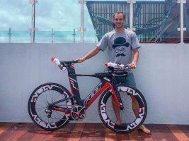 AsiaTRI Bikes: Aussie Pro Alexander Polizzi's Felt IA FRD
