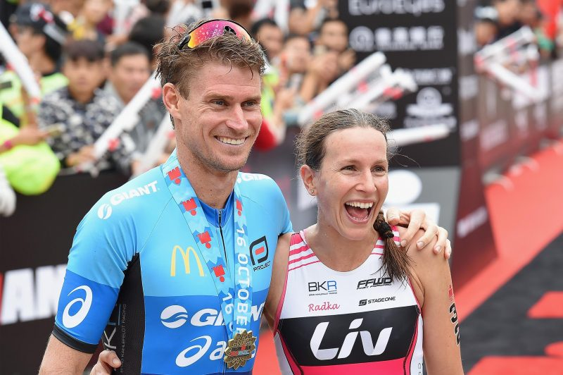Photo by Matt Roberts/Getty Images for Ironman