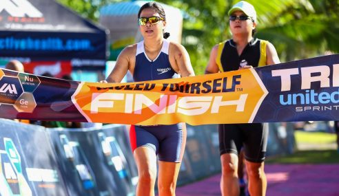 Over 700 Triathletes to Compete in Tri-United 4 in Clark, Philippines