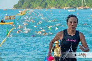 Ironman Langkawi 2016 – Best SWIM photos