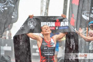 And the Winner of the Free Entry to 2017 Ironman Malaysia is…