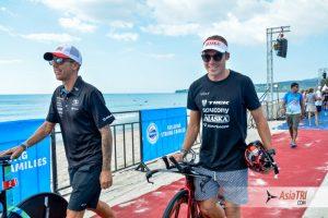 Ironman 70.3 Thailand: Bike Check in – Best Photos