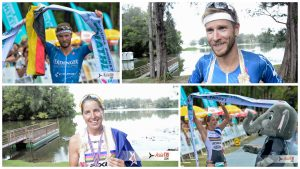 Video Interview: Winners of Laguna Phuket Triathlon 2016 – Michael Raelert, Amelia Watkinson