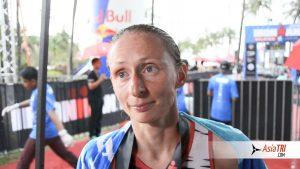 Ironman Langkawi – 2016 winner Diana Riesler interview